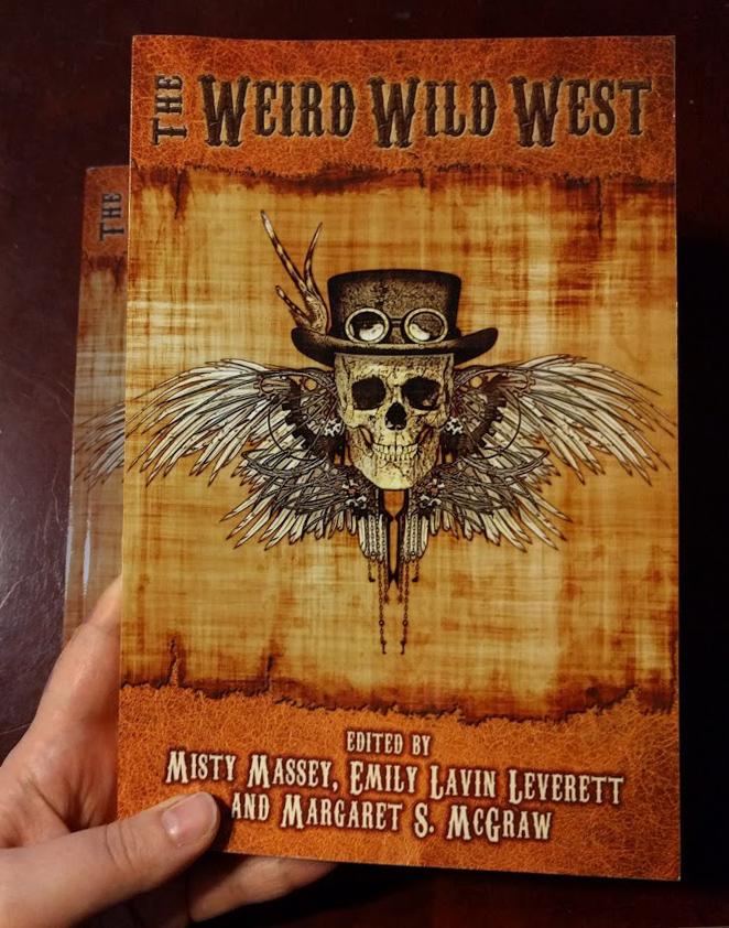 The Western Weird.
